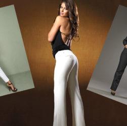 как выбрать брюки женщине, как определить размер брюк