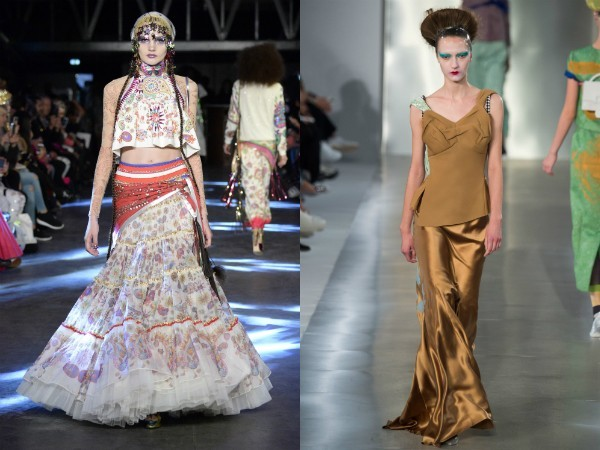 Мода 2016: юбка-годе,
