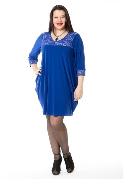 Модное короткое платье для выпускного