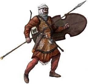 Персы прародители брюк