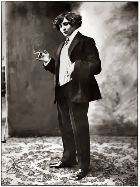 Жорж Санд в брюках