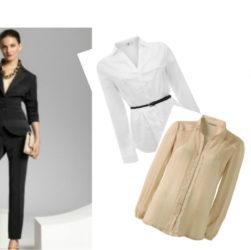 Правила формирования базового гардероба