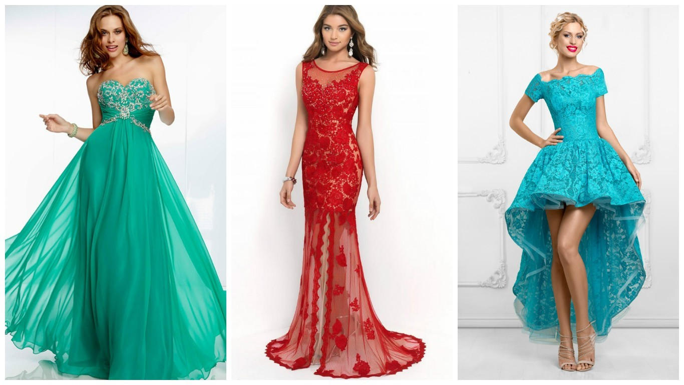 Платье ампир