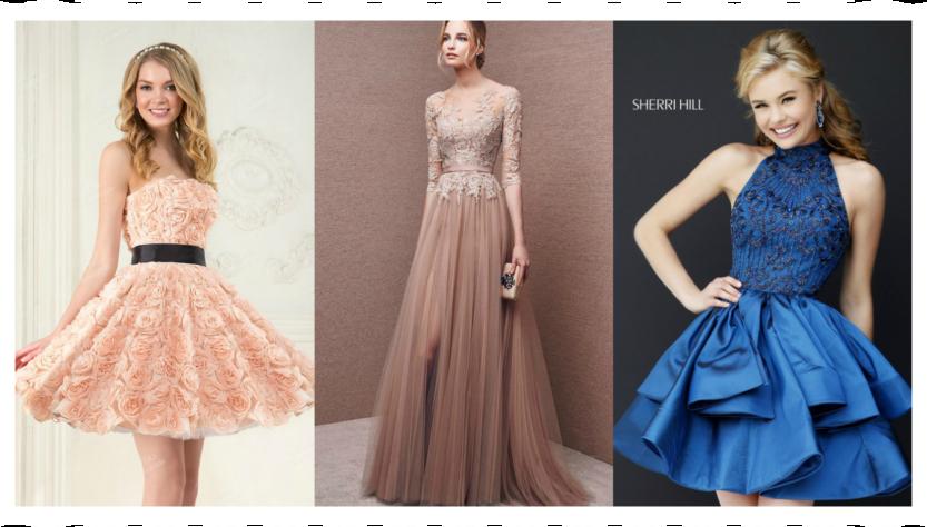 платье на выпускной 2017, как выбрать платье на выпускной