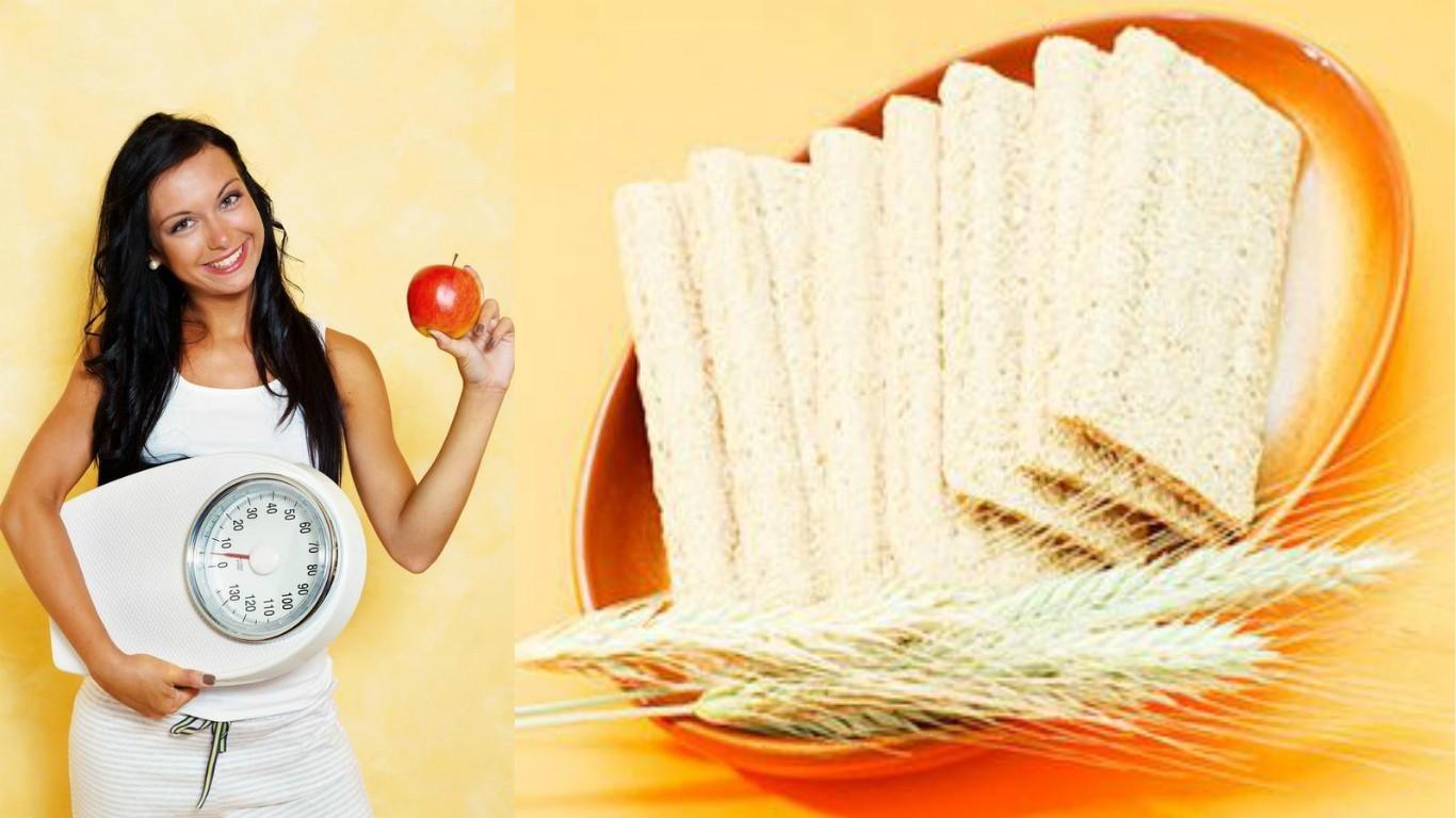 диета с хлебцами, можно ли похудеть на хлебцах