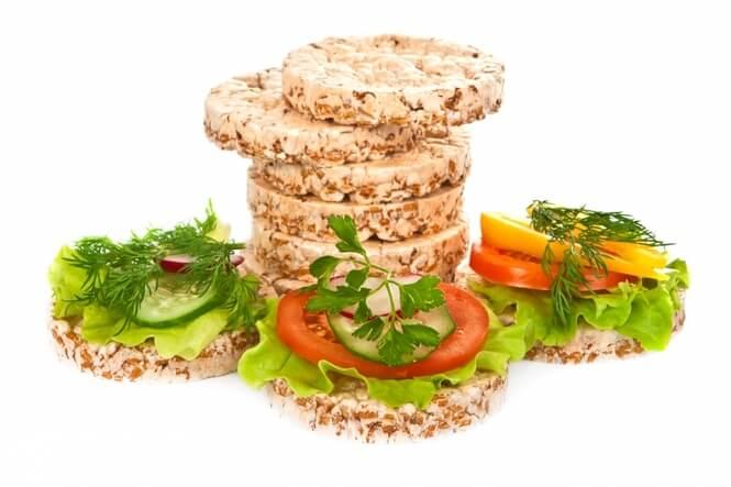 Фитнес диета для живота
