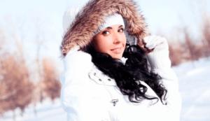 критерии выбора женского пуховика для зимы,