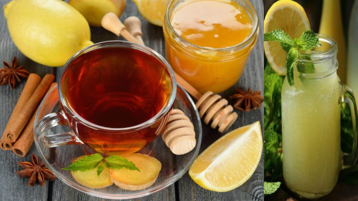 рецепты имбирного чая для похудения