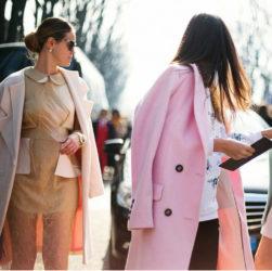 Что носить весной 2017: уличная мода с фото