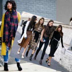 Женская мода весна лето 2017: фото, тенденции, обзоры