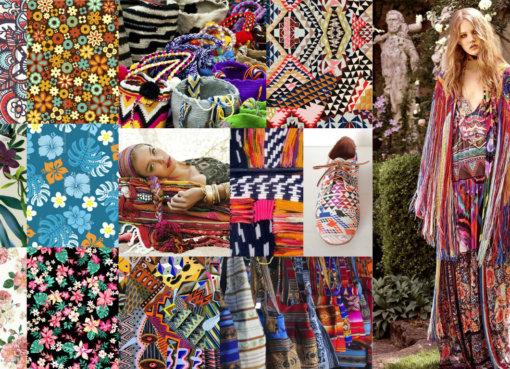 модные принты 2017, модные принтованные рисунки для женских нарядов, платьев, аксессуаров, юбок, сарафанов