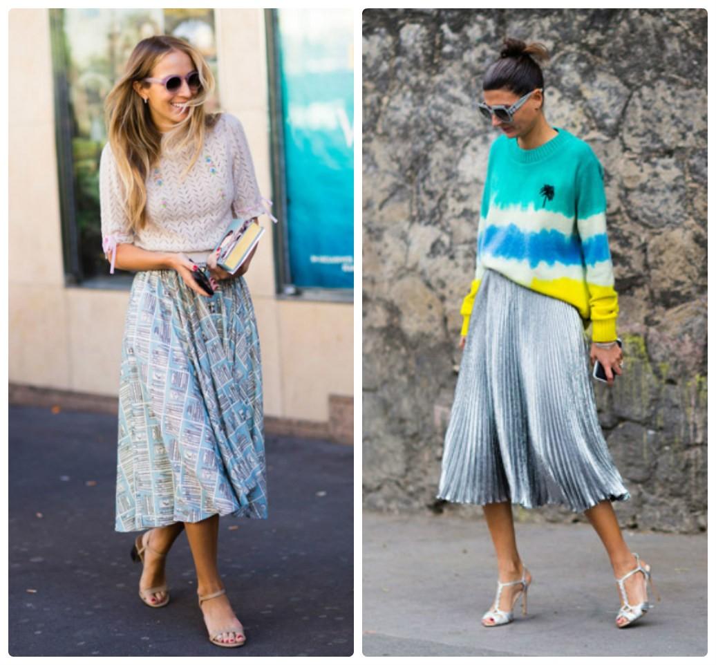 Модные луки лета 2017-2018