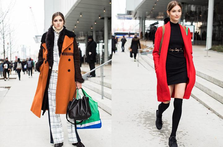 Уличная мода осень-зима 2017-2018. Топ 10 трендов