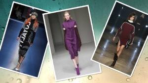 модные платья для женщин осень зима 2017 2018, молодежные, офисные, деловые, спортивные
