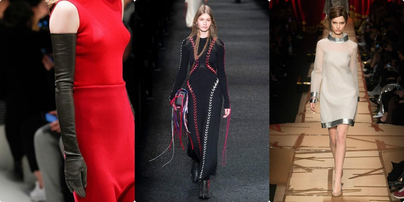 модные платья для осени, мода 2017 2018, осень зима 2017-2018 модные платья для женщин