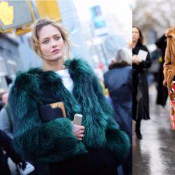 Модные шубы зима 2017 2018: тренды, модные тенденции, фасоны