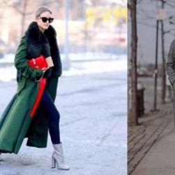 Зимнее пальто мода 2018: фото, модные тенденции