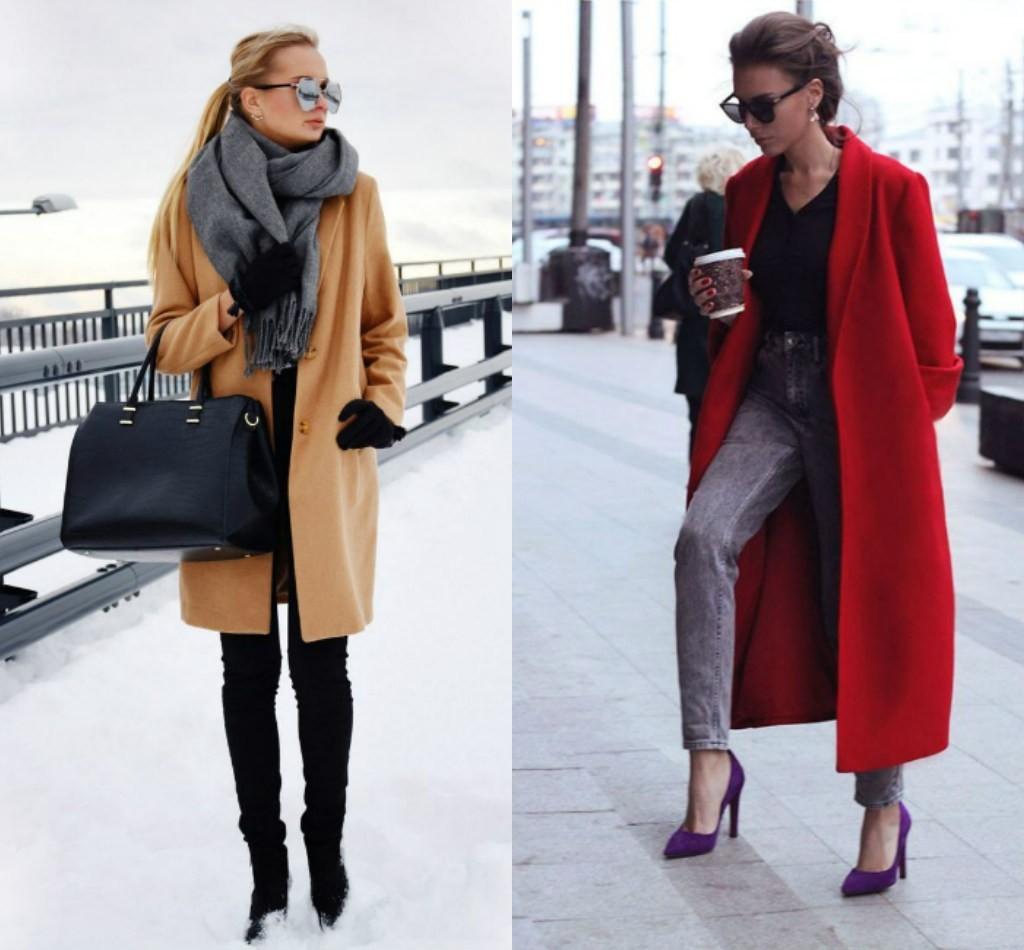 какое пальто выбрать женщине, критерии выбора