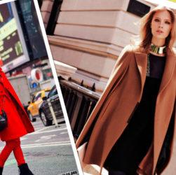 Модные пальто 2017 2018: фото, тенденции, фасоны для осени и зимы