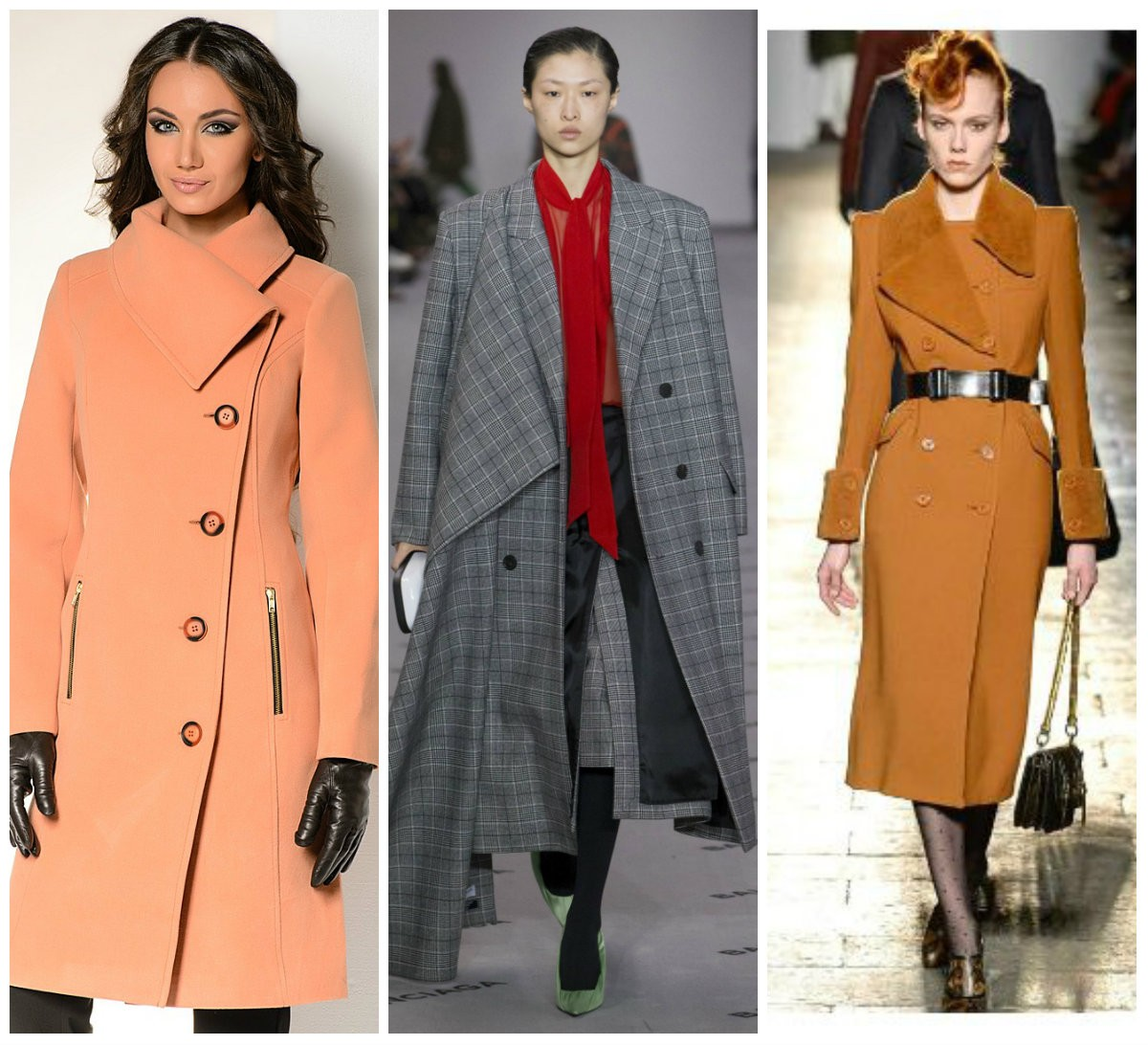 модное пальто с асимметричным воротником, асимметричными полочками, осень зима 2017 2018