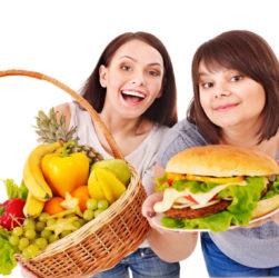 Как питаться правильно, чтобы не набрать вес? 5 распространенных ошибок
