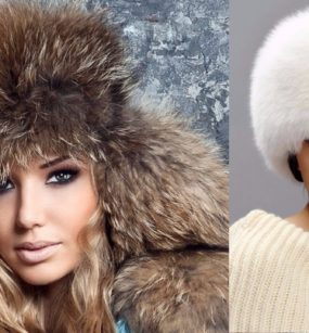Какие шапки в моде зимой 2018