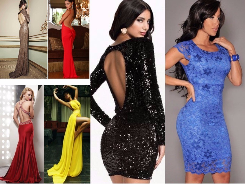 В каком платье встречать Новый год 2018