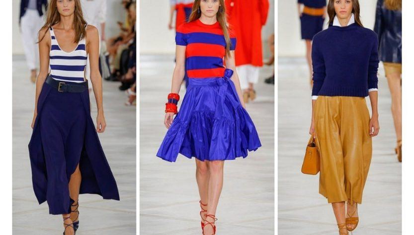Какие юбки будут модными весной и летом 2018 года?