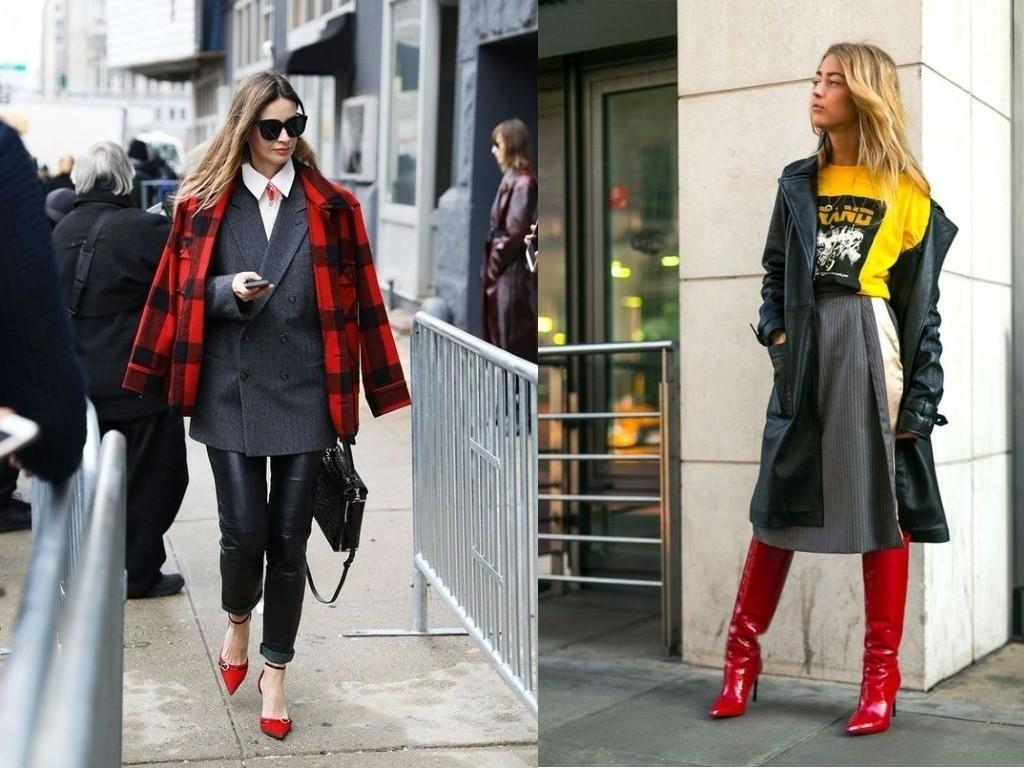 уличная мода 2018 тенденции лето весна фото новинок