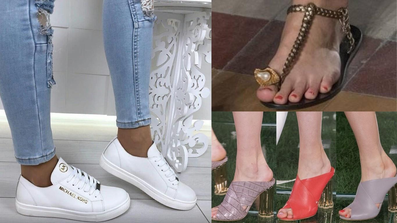 мюли туфли босоножки кеды лето 2018 2019 мода