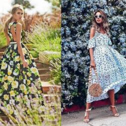 Модная одежда лето 2018-2019: фото, тренды