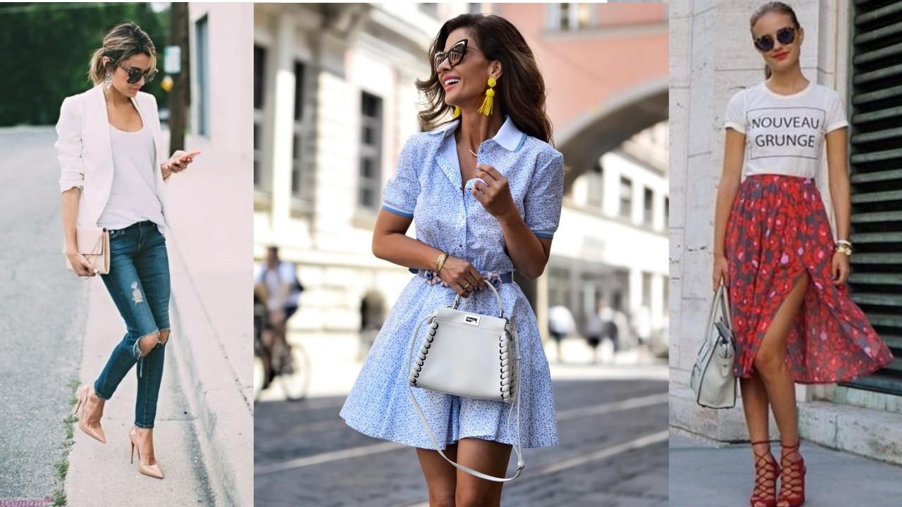Что носить летом женщинам: ТОП10 необходимых вещей