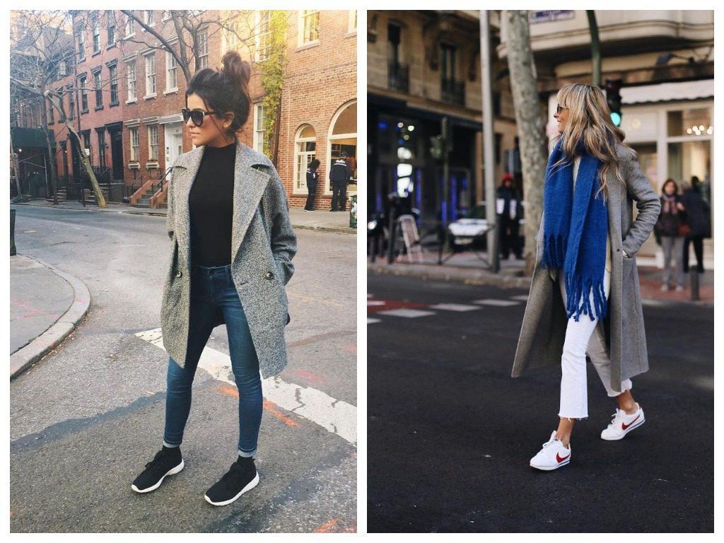 парижская уличная мода