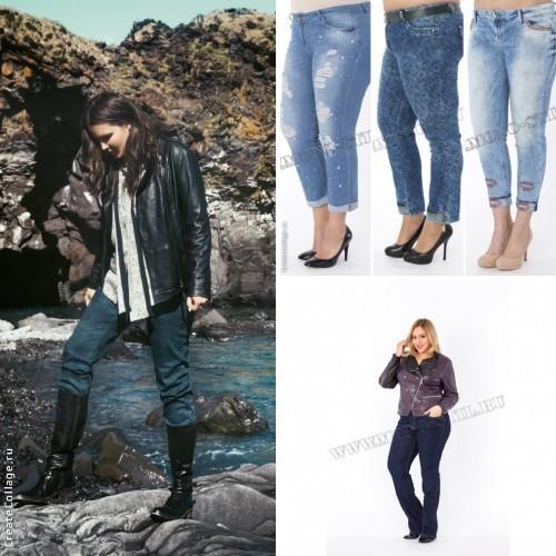 Мода 2016 для полных девушек