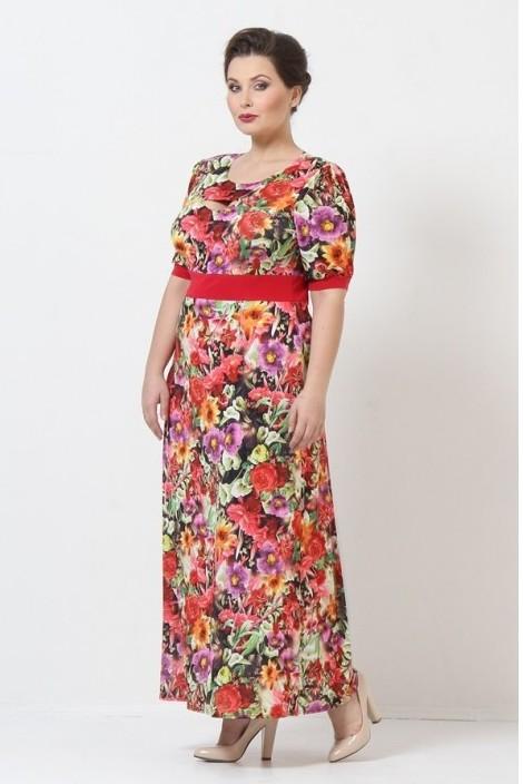 Романтическое платье для праздника