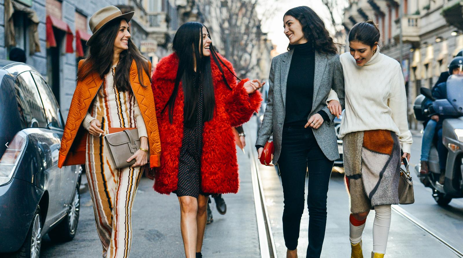 Модная весна 2016 для девушек