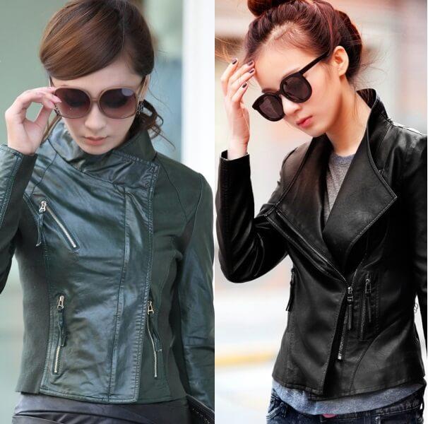 Модные куртки асимметричного кроя для весны 2016