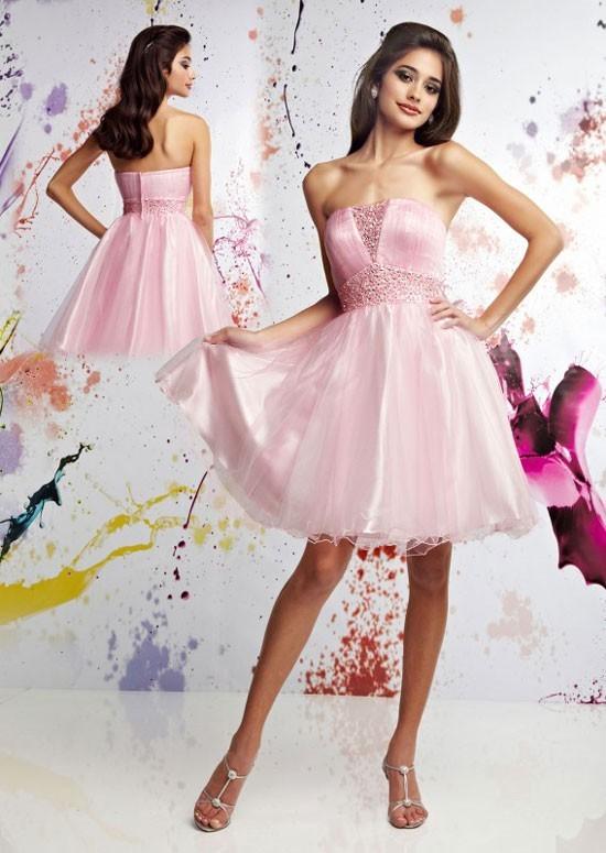 Модное платье на выпускной 2016