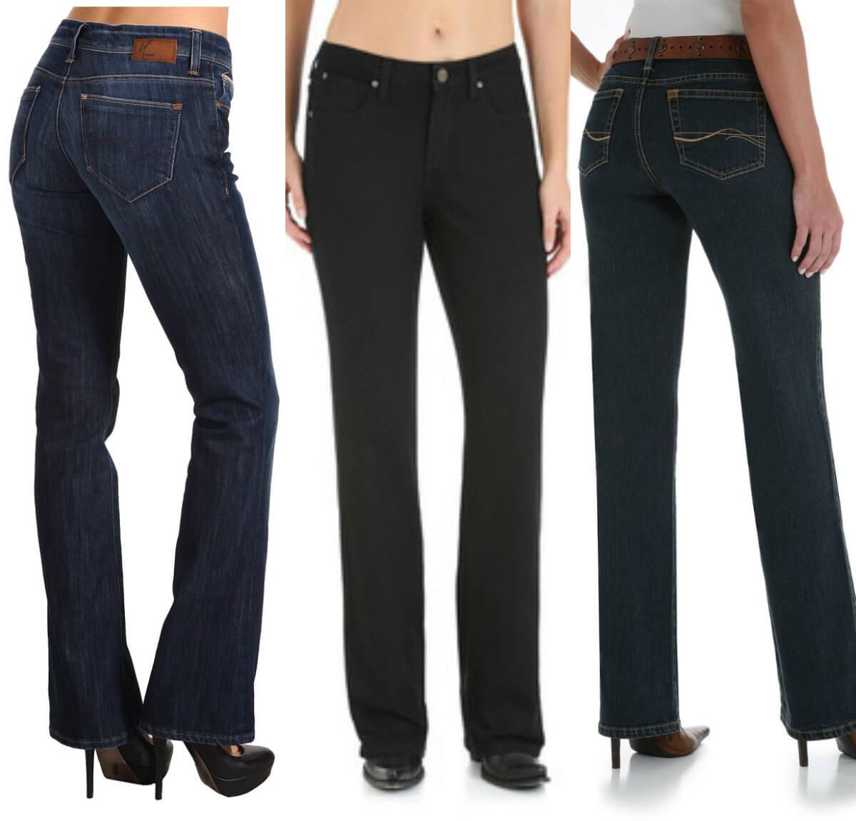 Женские джинсы Regular rise