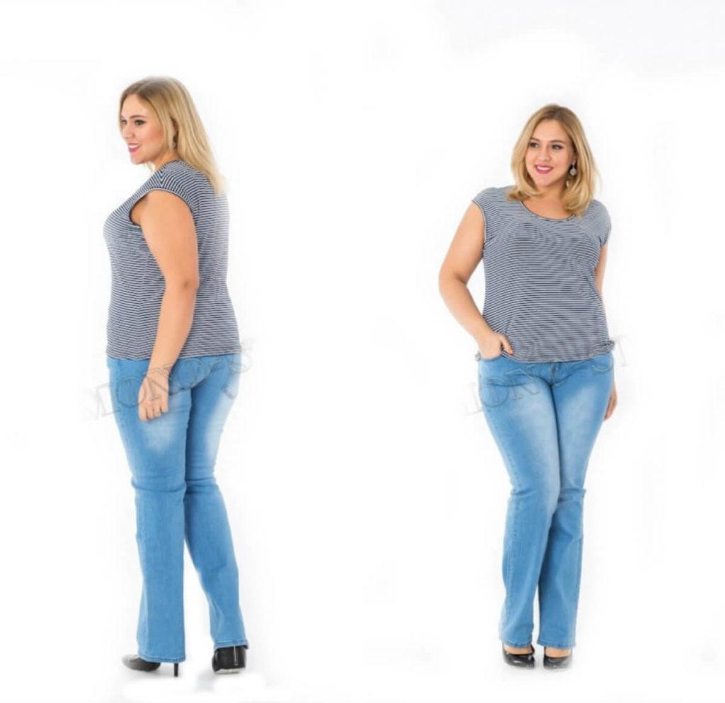 Виды джинсов женских