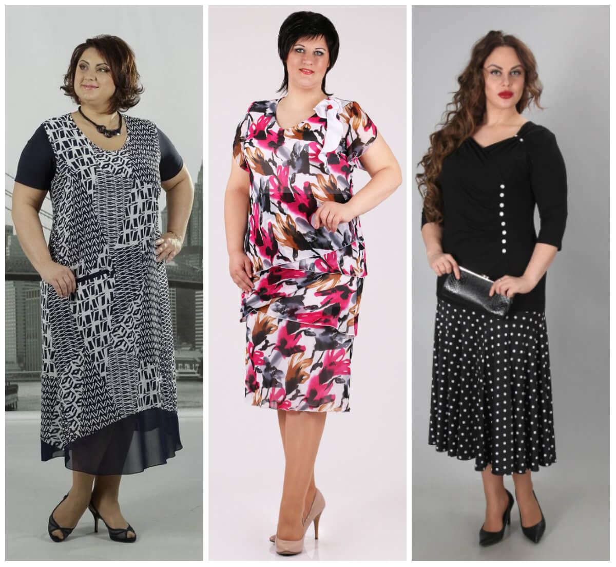 Вырез для платья полной правильной формы