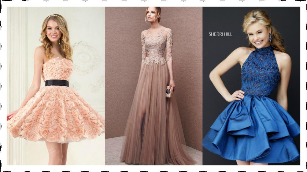 b8857d4e119b37a Как выбрать модное платье на выпускной в 2019?