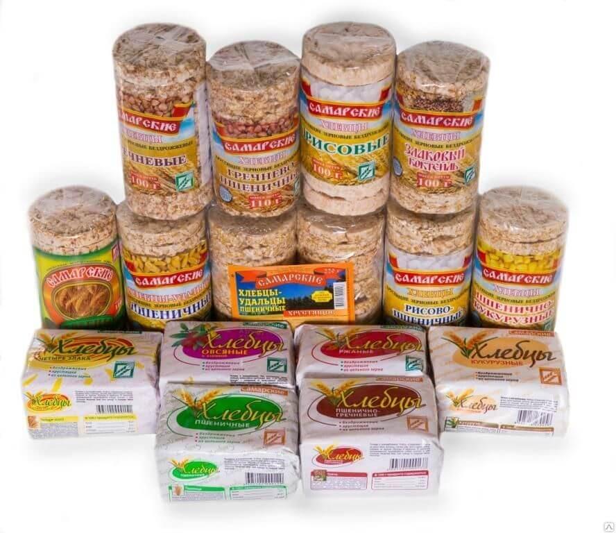 хлебцы цельнозерновые, польза и вред хлебцов, состав