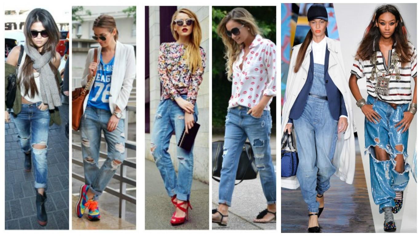 модный стиль 2017, модный деним весной 2017, джинсовый стиль, модные джинсы весна лето 2017