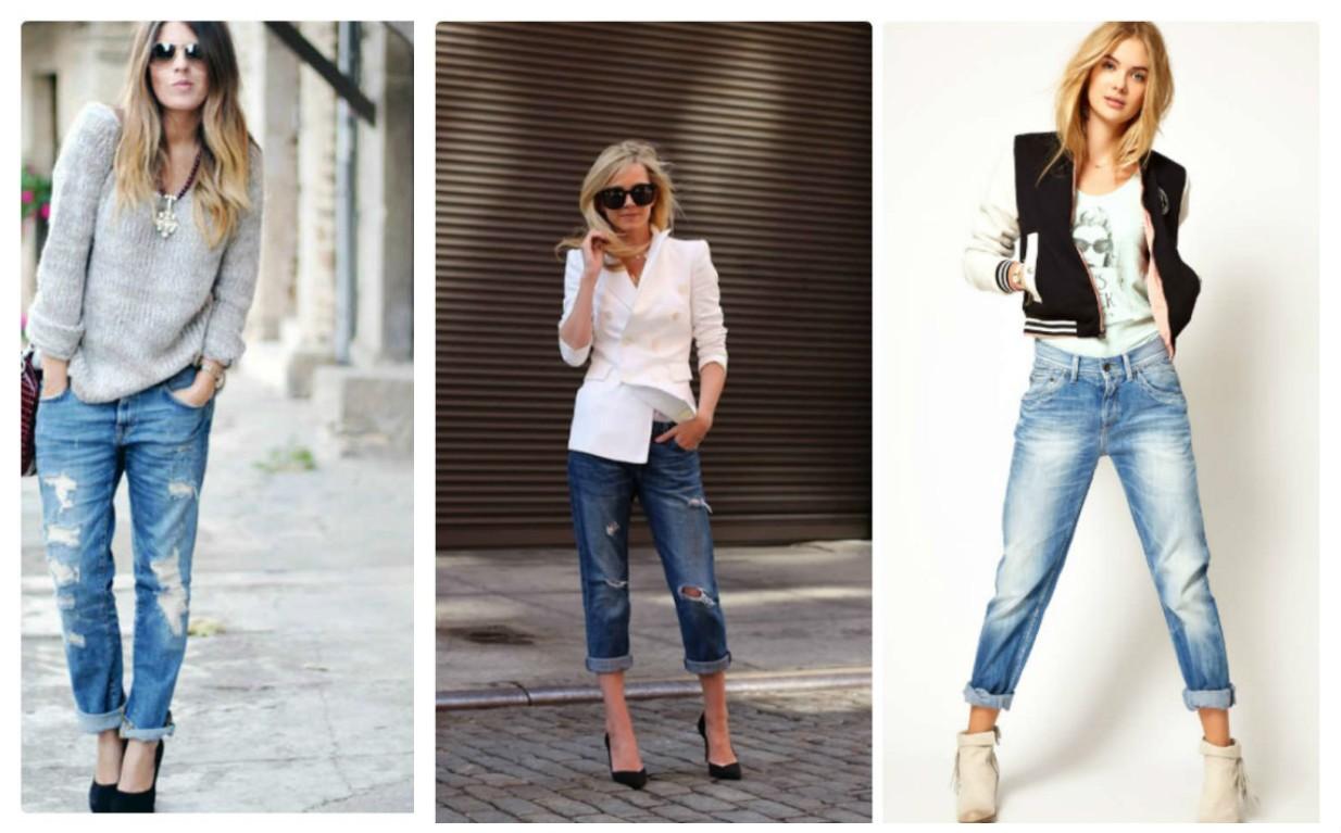 49a078f59c4 джинсы бойфренды женская мода весна лето
