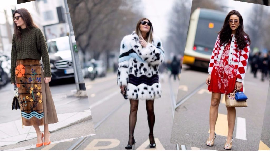5a22d6663a76 Модный Милан: мода Италии 2019 для женщин