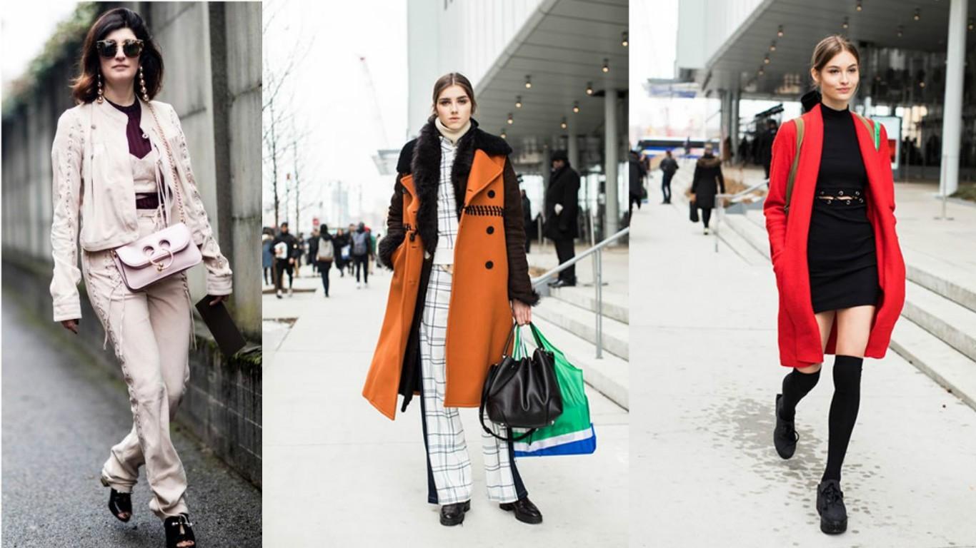 1уличная мода осень зима 2018, топ 10 street style