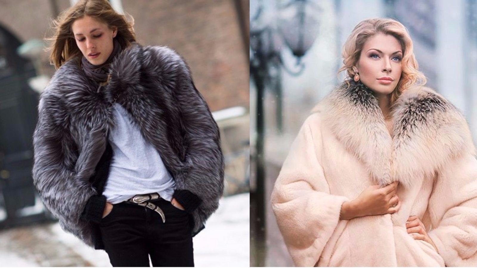модные женские шубы зима осень 2018 2019