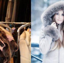 женские дубленки зима 2018 2019. модные дубленки с мехом, модные тенденции