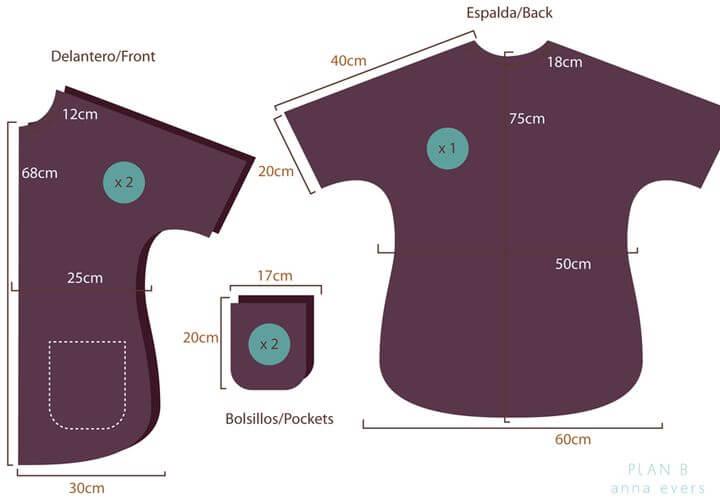 Модные осенне-весенние тенденции Size plus 2017-2018: пончо